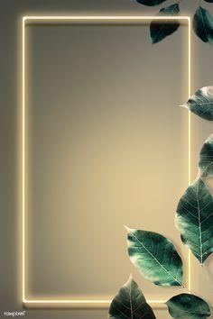 Download premium illustration of Green leaf decora