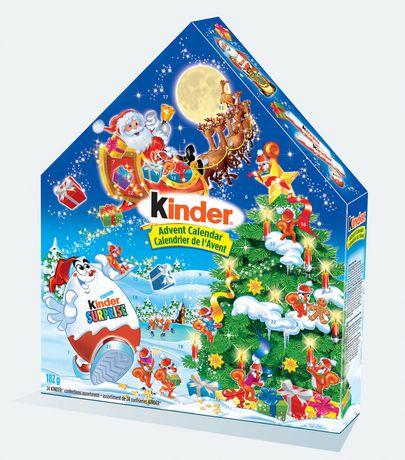 Calendrier De Lavent 2019 Kinder.Kinder Advent Calendar In 2019 Kinder Advent Calendar