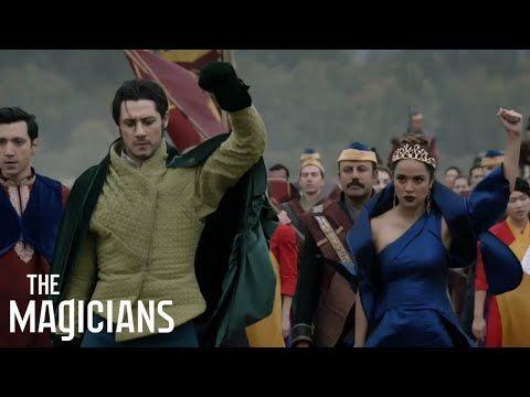 Castle Season 2 Episode 16 Watch Online The Magicians Season 2 Episode 9 Music Hath Charms Syfy