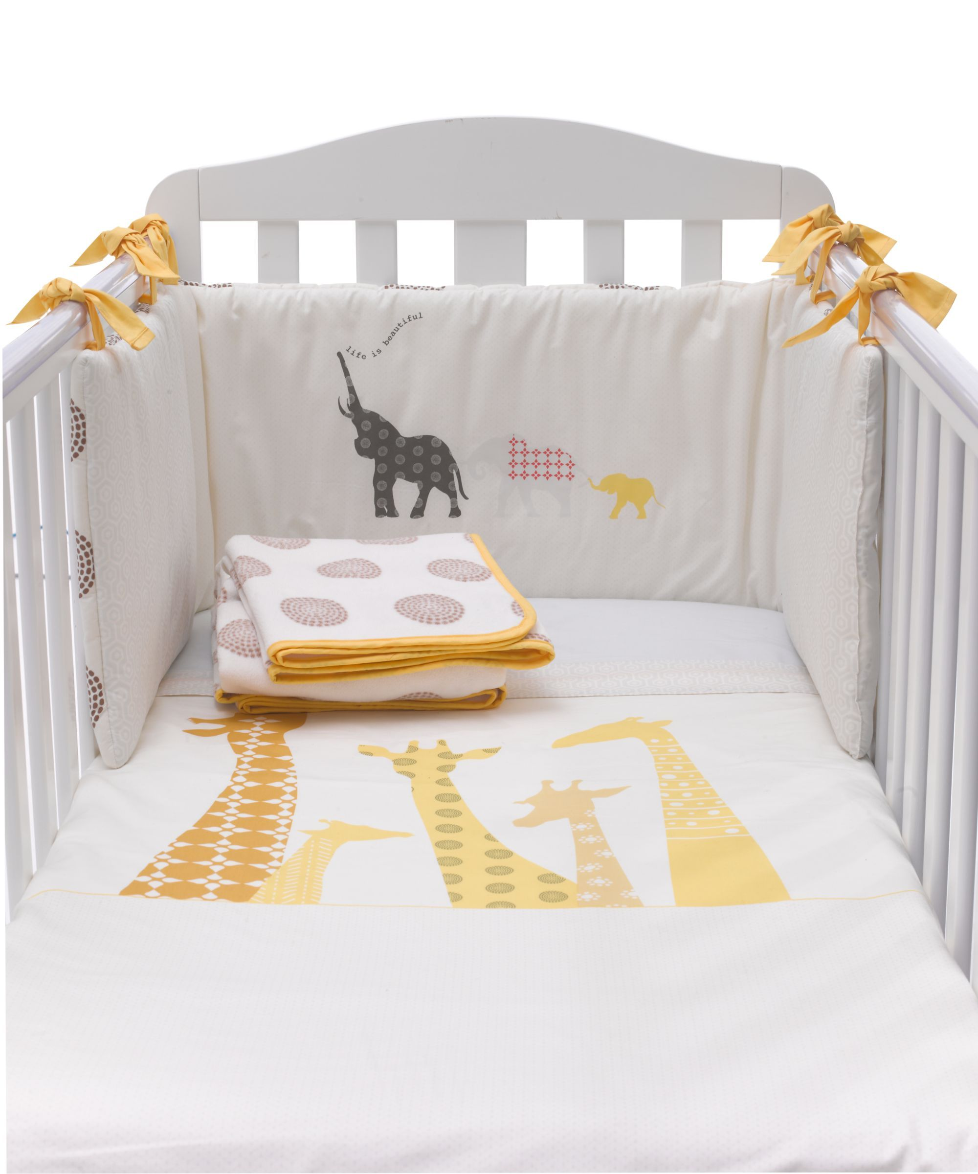 Mothercare Tusk Bed In A Bag