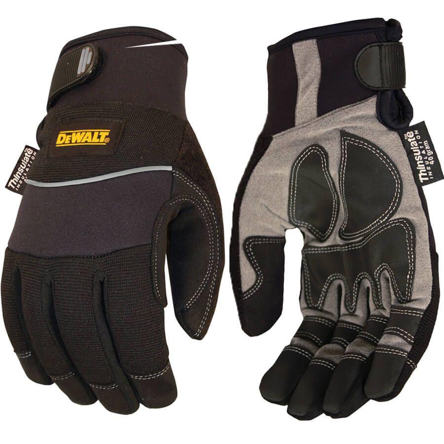 Dewalt Dpg755 Harsh Condition Work Glove With Thinsulate Hipora Thermal Liner Work Gloves Dewalt Tools Dewalt