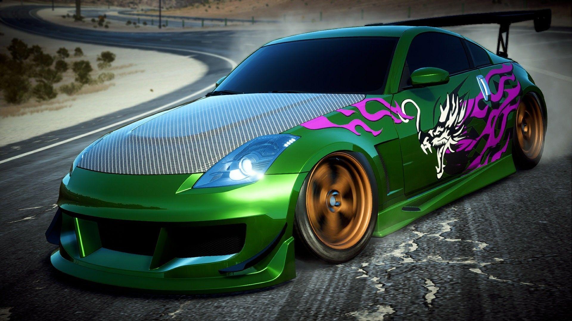Rachel S Nissan 350z Nfs Underground 2 Need For Speed Payback