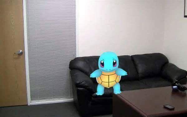 Pokemon Go Wait A Minute R Funny Black Leather Sofas Home Decor Home Decor Styles