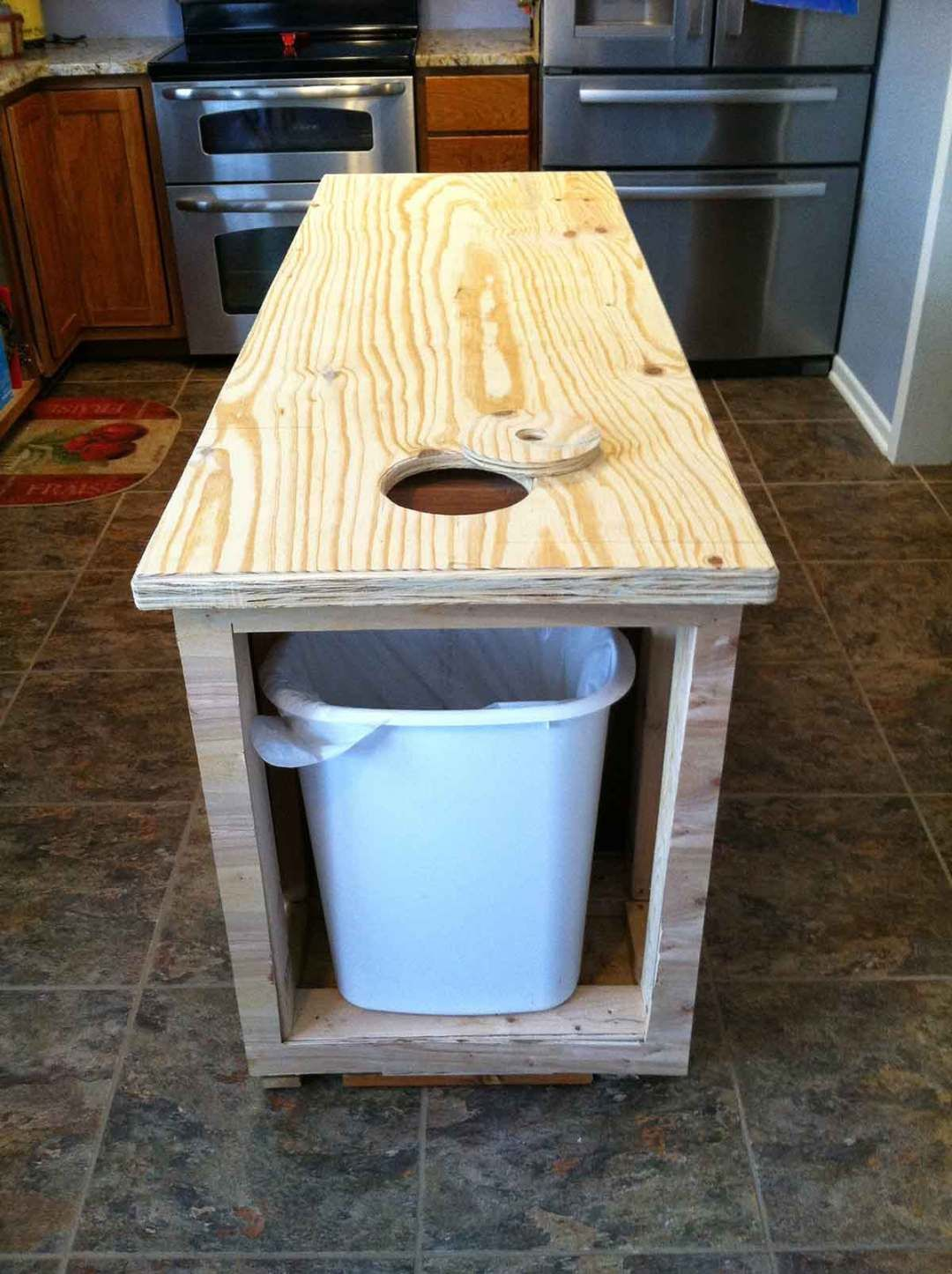 How To Make Your Own Counter For 20 Kitchen Counter Island