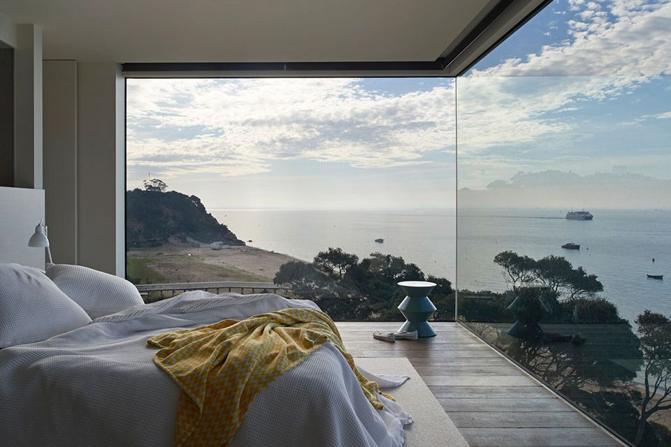 7 Architects That Kanye West Would Want You To Know About Modern Beach House Beach House Decor Bedroom Views