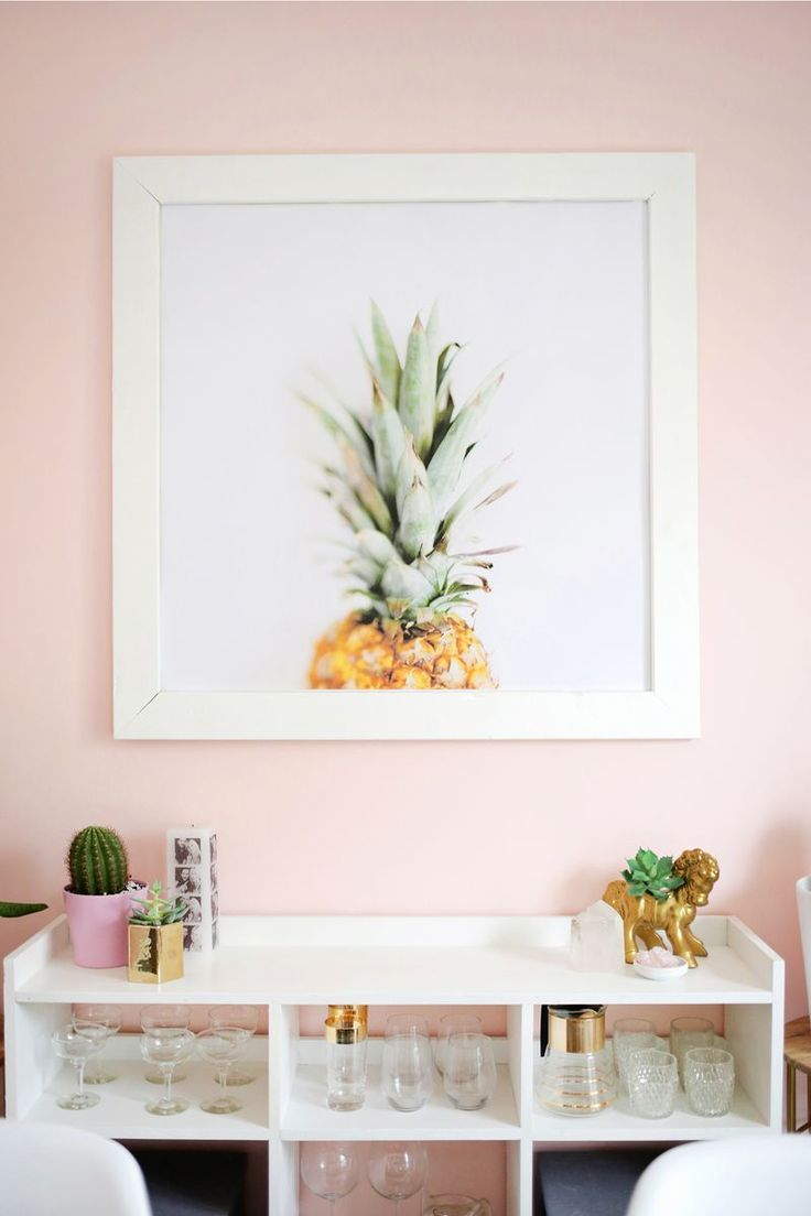 So, as far as inexpensive wall decor goes, this is a game changer. I just about fell off my chair when I saw that you can print those giant engineer prints from Staples in color now! Whoa. I have used