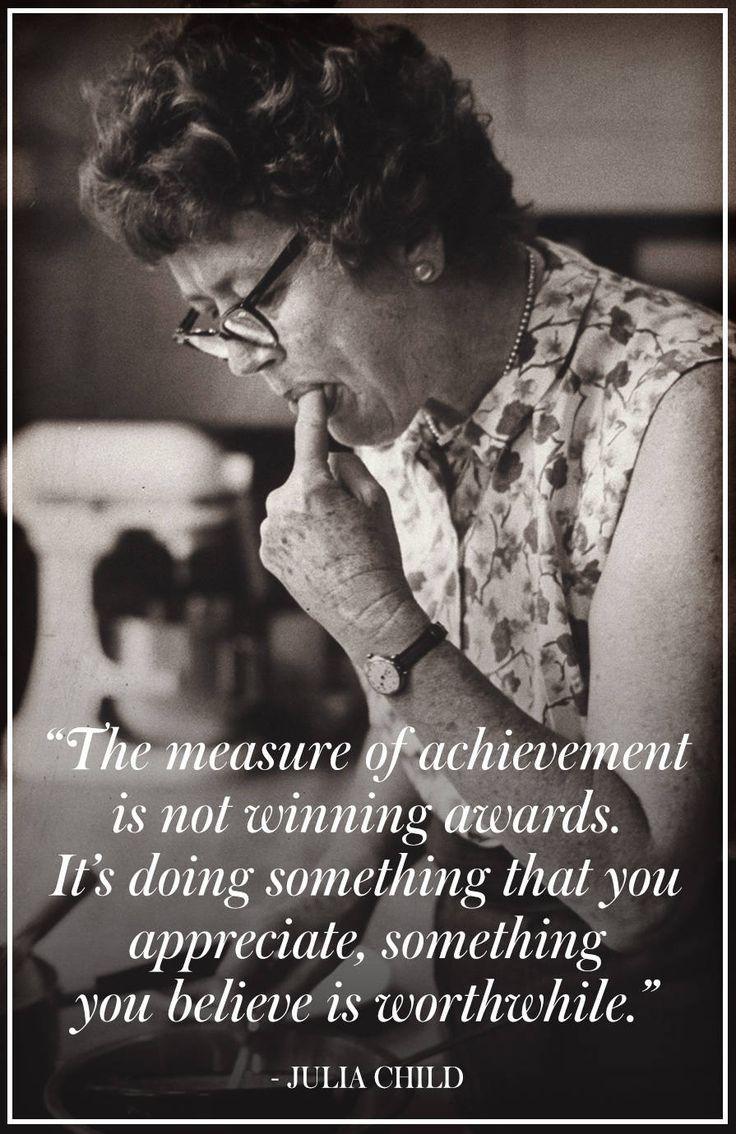 The Best Julia Child Quotes
