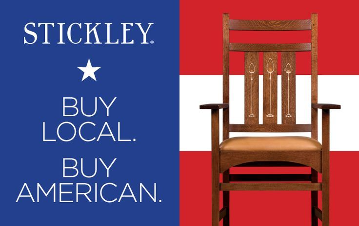 Stickley Furniture  Handcrafted In The USA