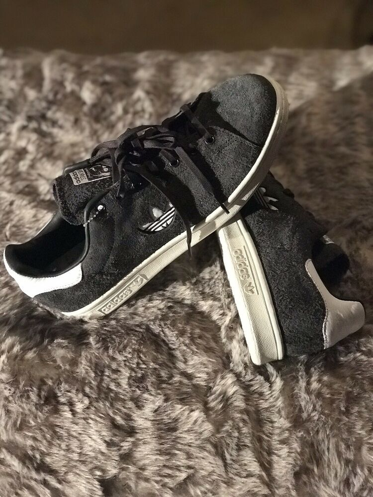 Adidas Sneakers Stan Smith Suede Mens