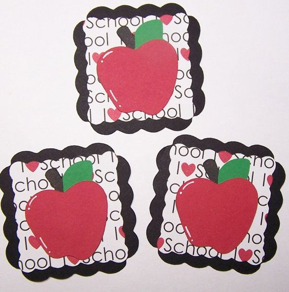 Hey, I found this really awesome Etsy listing at https://www.etsy.com/listing/182401921/die-cut-apple-i-love-school-tags-3pcs-2