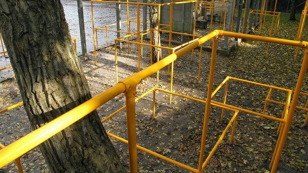 Portable Parkour Structure (made with Kee Klamp) | Parkour ...