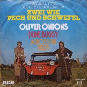 LP7 - Oliver Onions - Zwei wie Pech und Schwefel - Dune Buggy / Across the Fields - Bud Spencer / Terence Hill - Datenbank