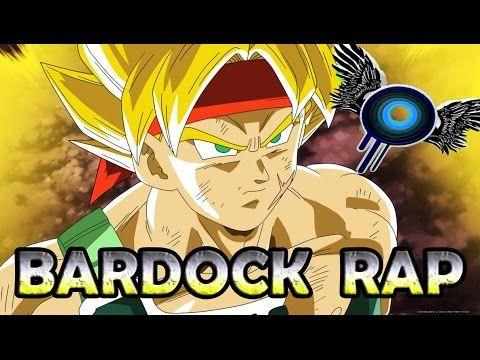 Bardock Rap Ivangel Music Dragon Ball Rap Youtube Rap Funny Laugh Music