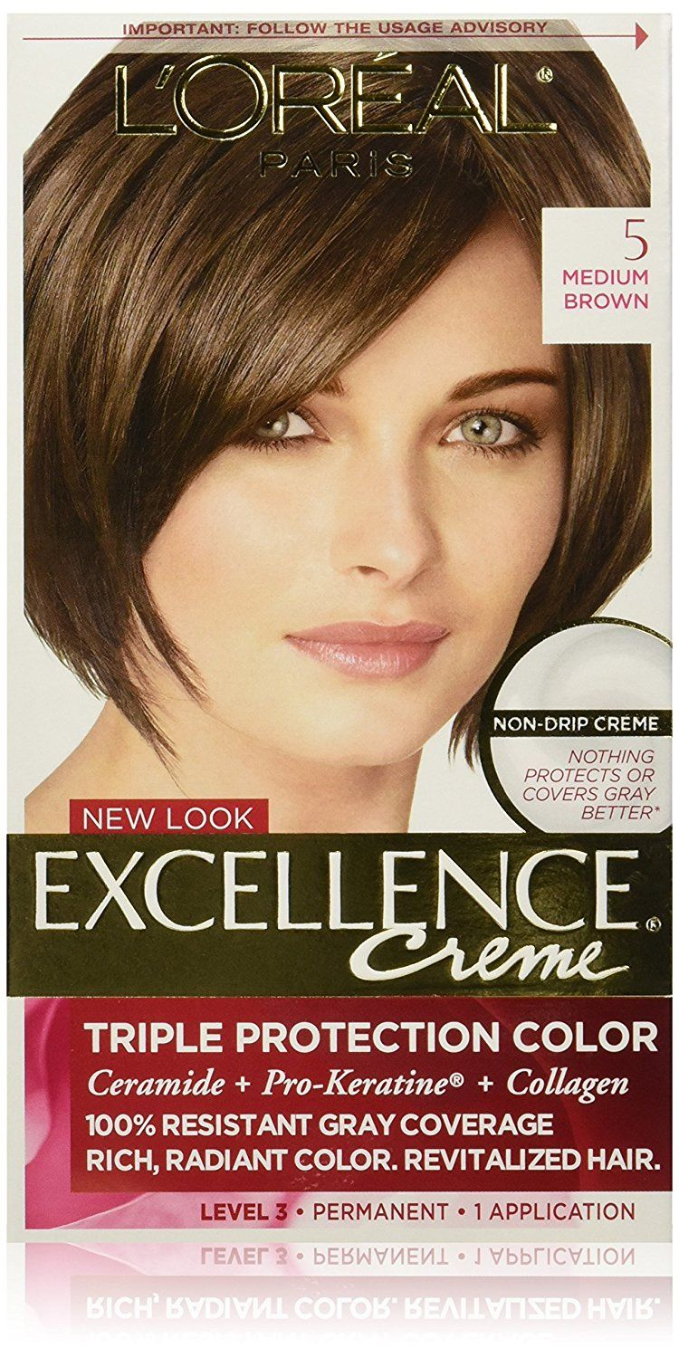 Loreal Permanent Hair Color