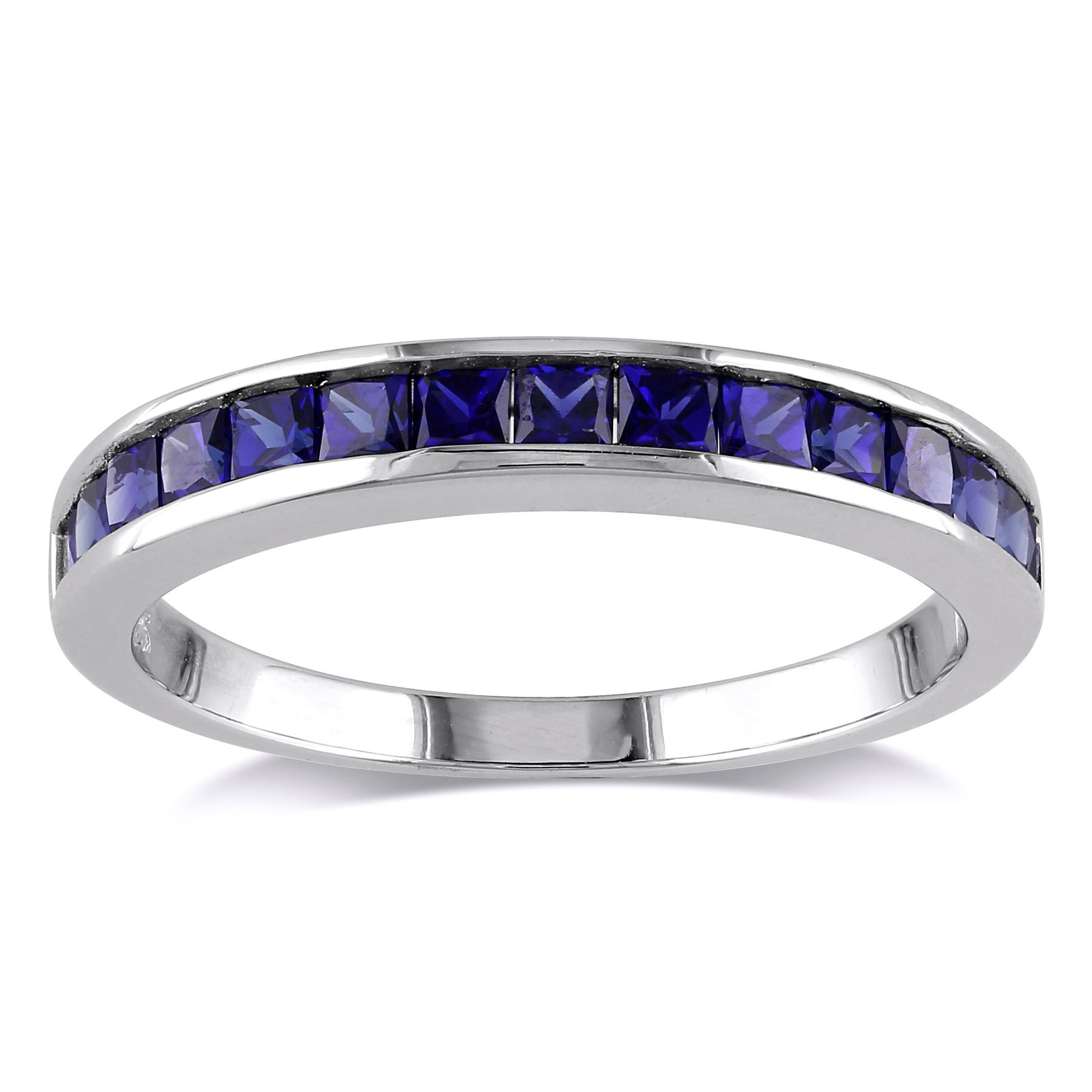 Pin By Janie Lane On Jewelry Sapphire Eternity Ring