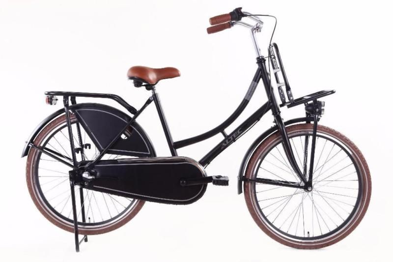 Kinderfahrrad Kinder Hollandrad 24 Zoll Schwarz 3 Gang Hollandrad Kinder Fahrrad Kinderfahrrad