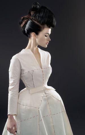 Draping Art And Craftsmanship In Fashion Design