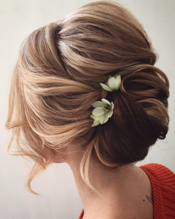 50 Style Wedding Hair: 50 Updo Hairstyles For Special Occasion From Instagram