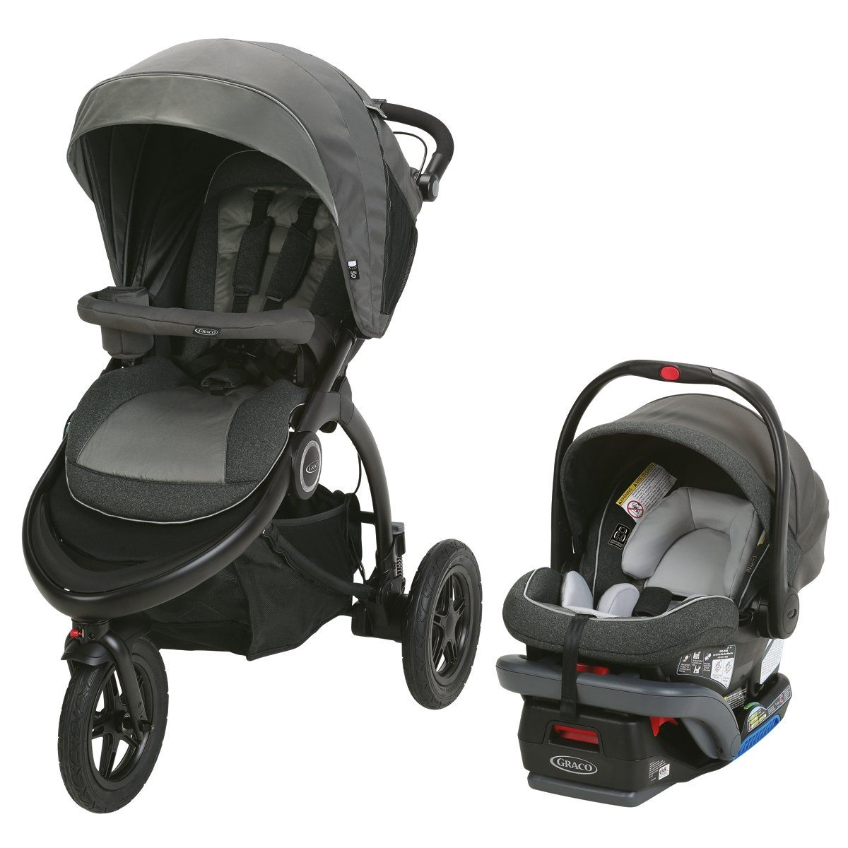 TrailRider Jogger Travel System Tenley Travel system