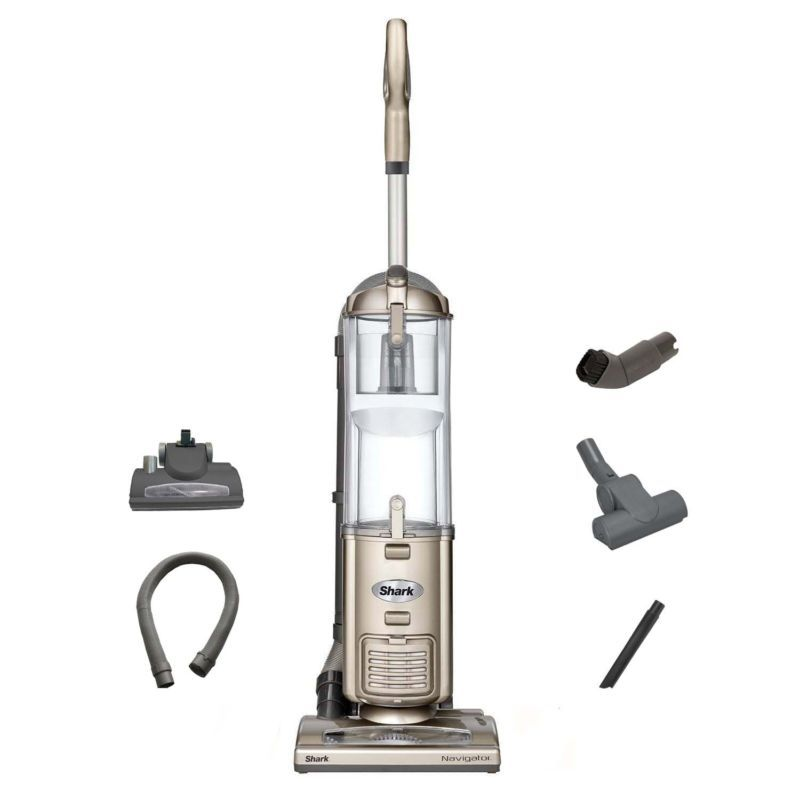 Shark Navigator Deluxe Lightweight Upright Vacuum Nv42 Certified Refurbished Upright Vacuums Vacuum Cleaner Upright Vacuum Cleaner