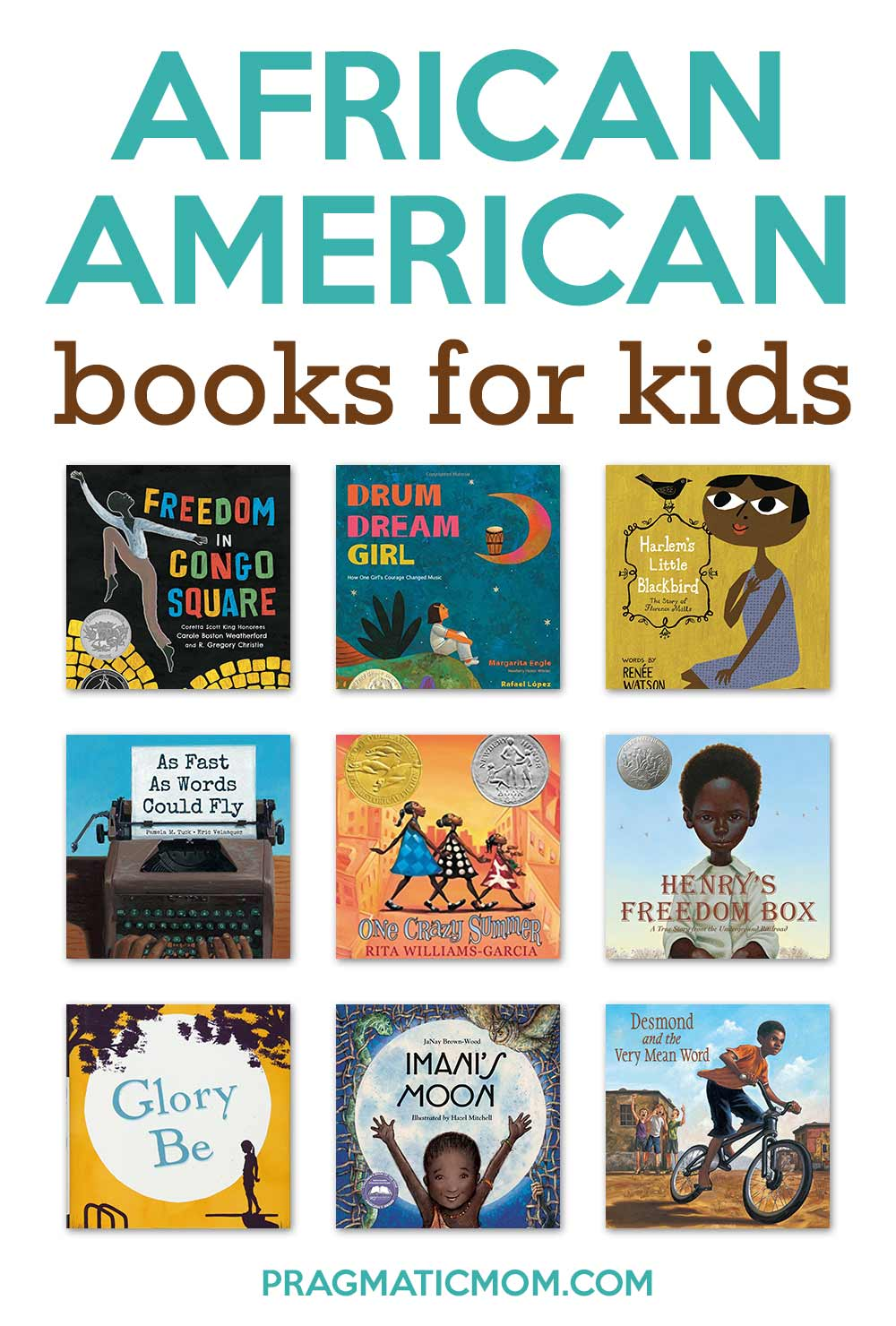 African American Books For Kids African American Books African American Childrens Books History Books For Kids