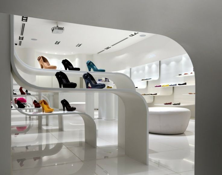 cool+interior+architecture | Cool Melissa Design by Blu Water Studio Minimalist Interior Design