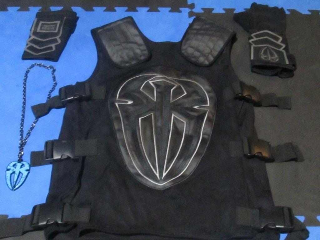 4afb9d4b860be Roman Reigns Replica Vest