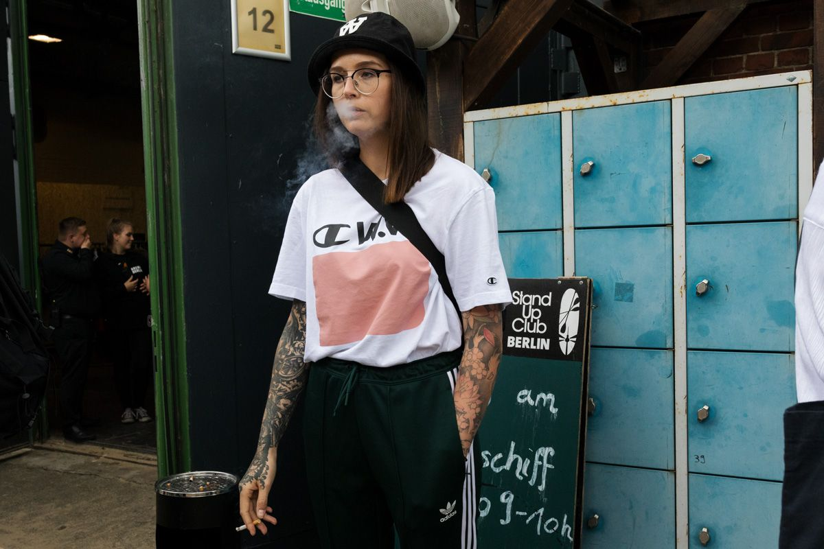 We ultimately see a blend of streetwear favorites and high fashion threads.