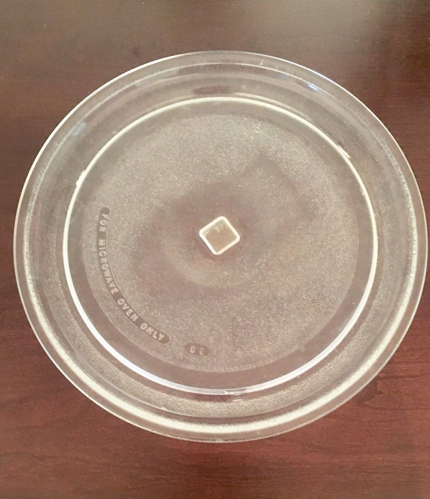Microwave Plate 11 5 Inch Microwave Oven Replacement Turntable Glass Plate Square