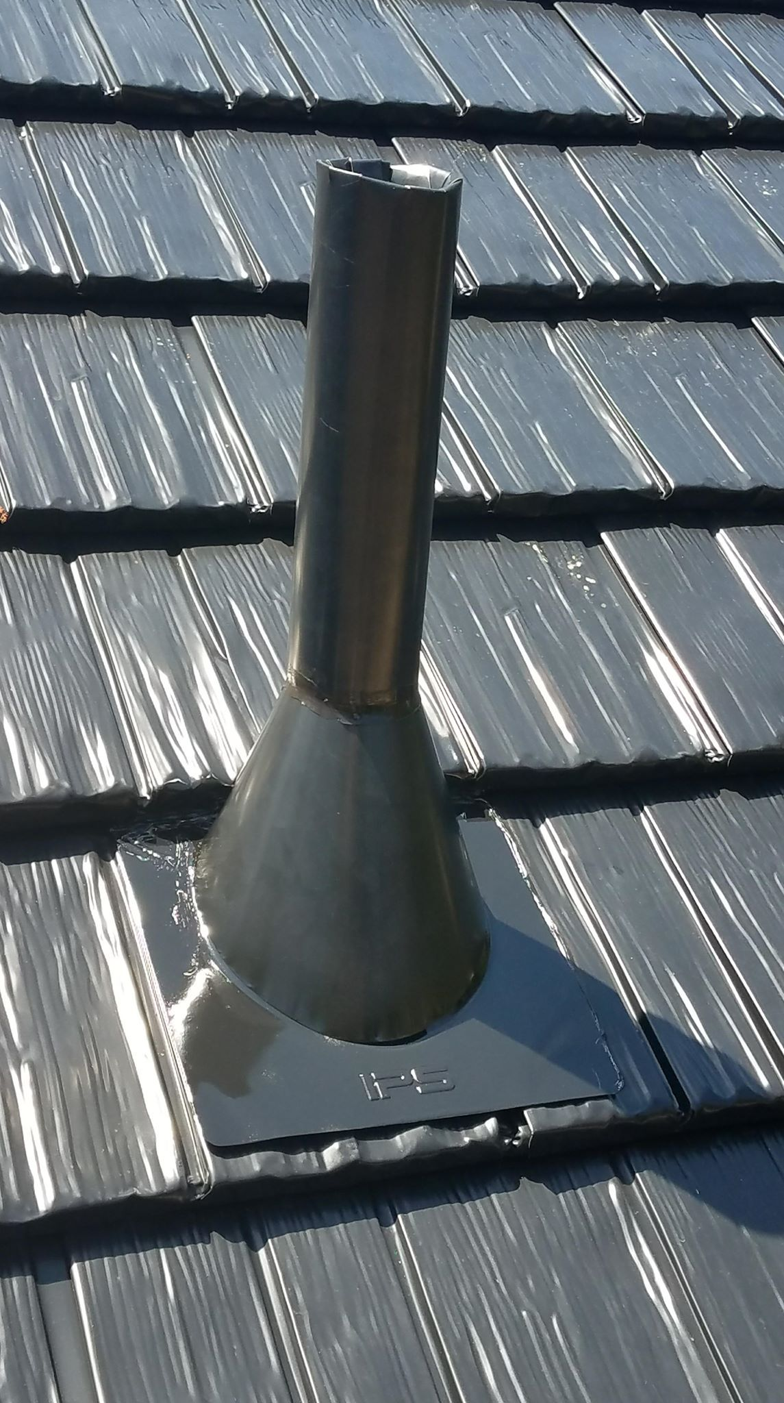 Best Rustic Shake Metal Roof Metal Shingle Roof Metal Shingles 400 x 300