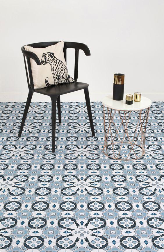 Moorish Tile Vinyl Flooring Moorish Portuguese Tiles And Floor Design