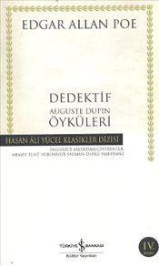 Dedektif Auguste Dupin Öyküleri - Edgar Allan Poe - LV'S Global Media #filmmüzikkitaplar