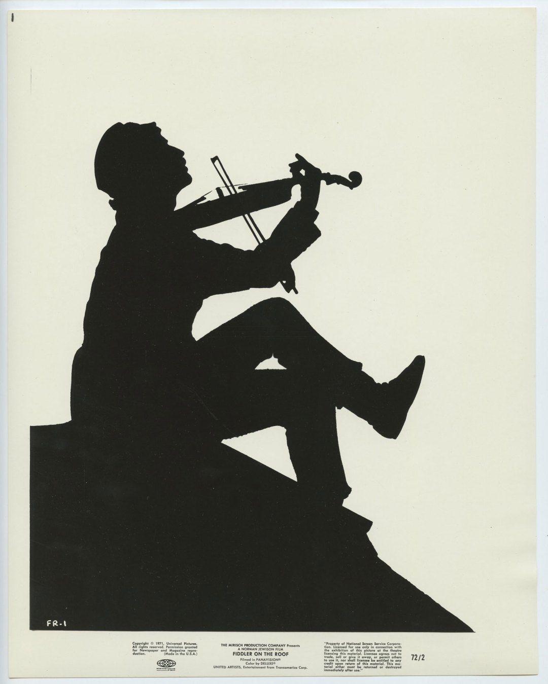 Topol Photo 1971 Fiddler on the Roof in 2020 Fiddler on