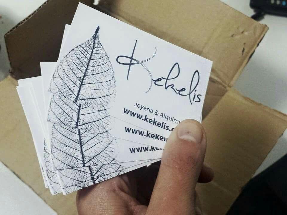 New business card! #handmade #jewelry #business #card #brand ...