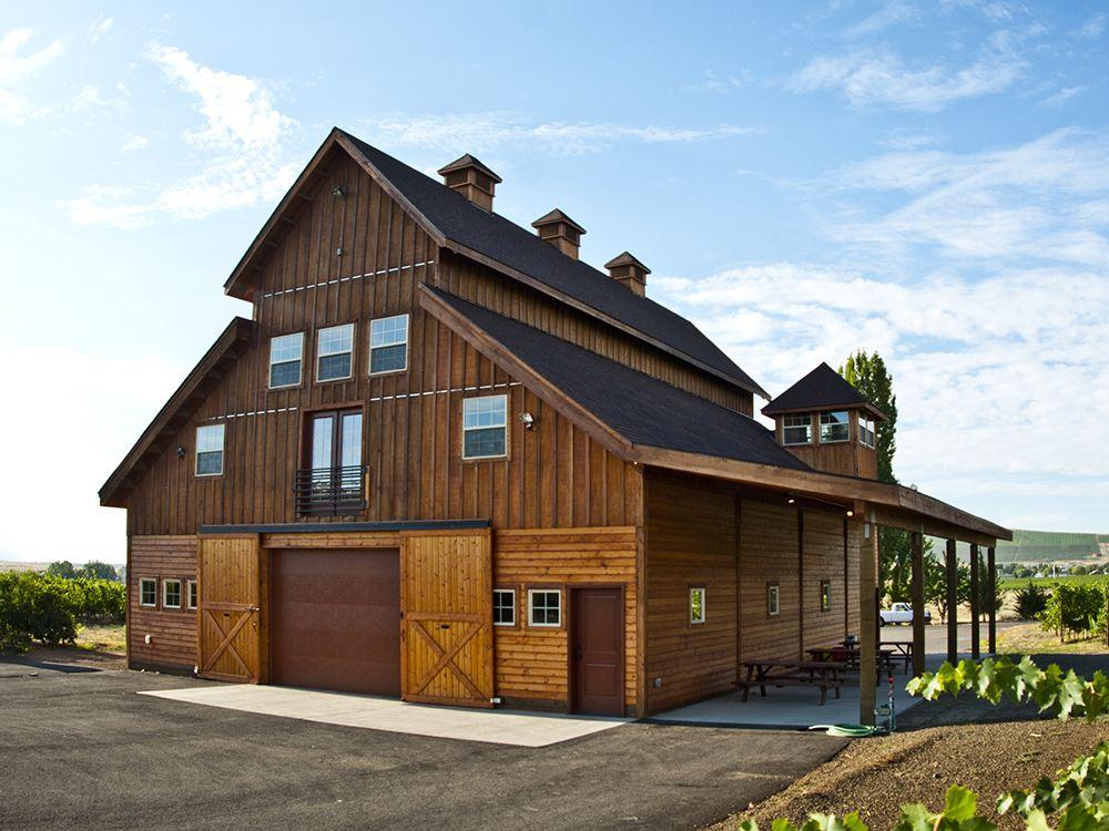 Clydesdale56wa001 barn house kits farmhouse sheds