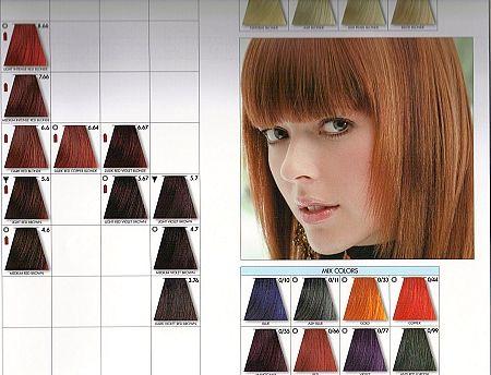 Keune Color Chart Permanent Salon Quality Color Cabelo