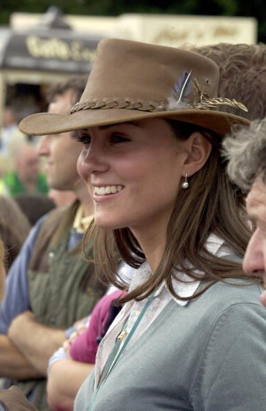587d12285 Kate Middleton wearing a fedora hat | Classy and Classic in 2019 ...
