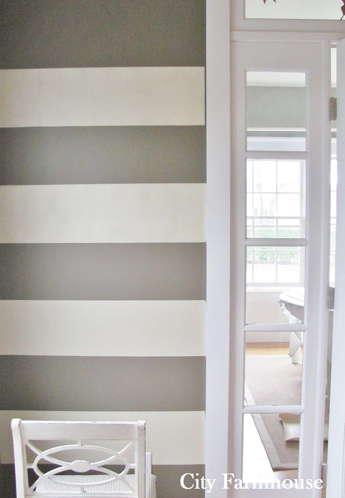 Contact Paper Wall Stripes City Farmhouse Contact Paper Wall Striped Walls Apartment Deco