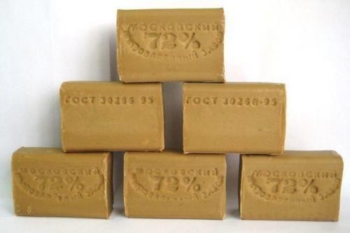 хозяйственное мыло при подагре