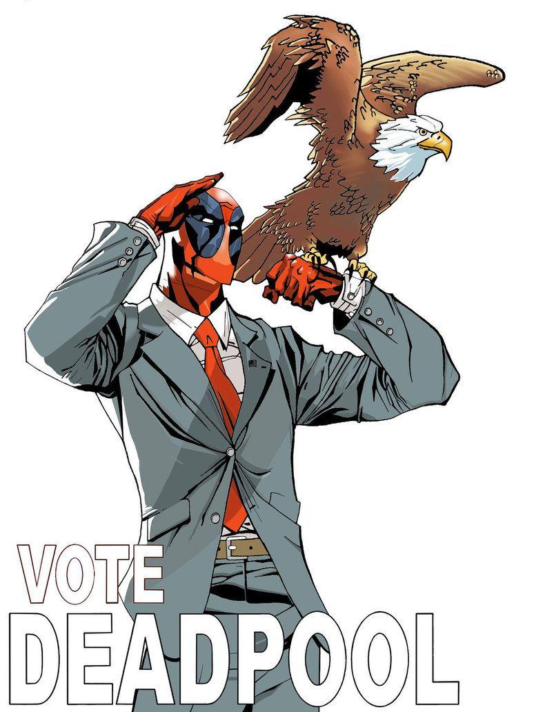#Deadpool #Fan #Art. (Vote Deadpool) By:DeceptiveAlias. ÅWESOMENESS!!!™ ÅÅÅ+