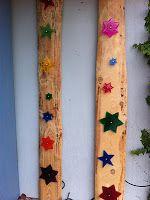 DIY: beleuchtete Sternenbretter