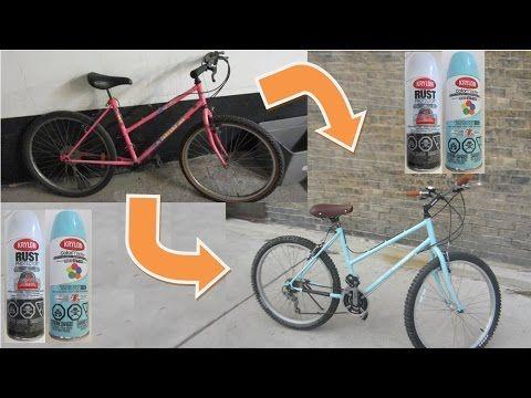 How To Paint A Bike Frame Paint Bike Bike Frame Bicycle Painting