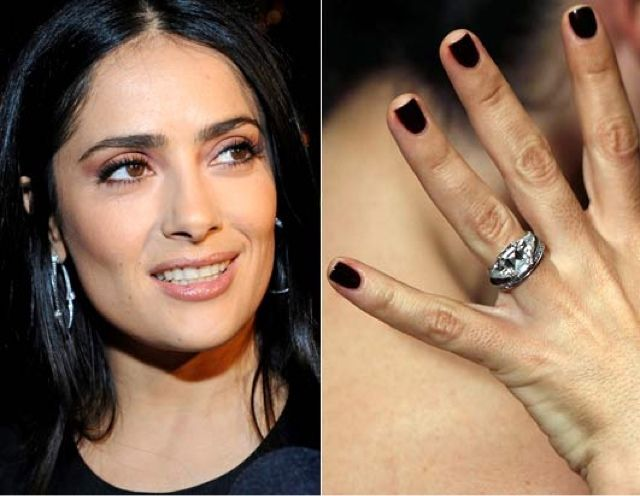 Wedding About Celebrity Rings Womensbusinessblog Ideas 640x496