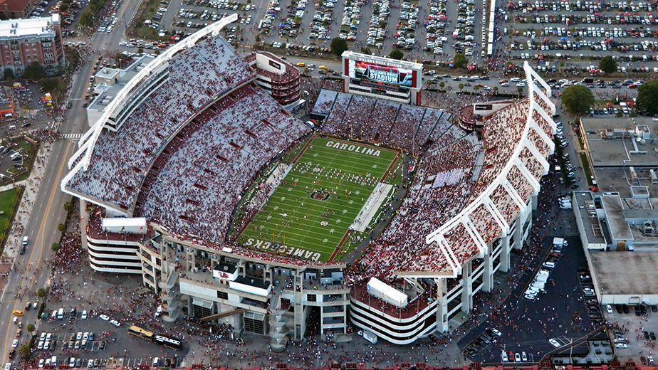 Home: Williams Brice Stadium | Stadiums I Played In ...