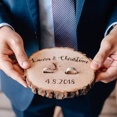35 kreative Ringkissen-Alternativen #weddings