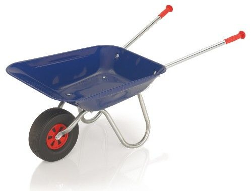 This wheelbarrow is perfect for young gardeners and builders! http://www.mytoys.com/Kettler-KETTLER-Wheelbarrow/Tools/Gardening-for-Kids/KID/com-mt.ha.ca02.08.02/1923140?trackingMessage=
