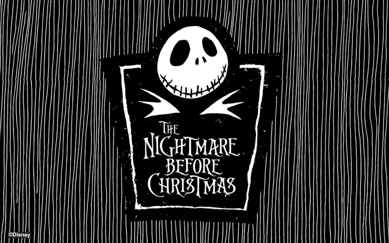 The Nightmare Before Christmas - Wallpaper (1366x854) | Wallpapers ...