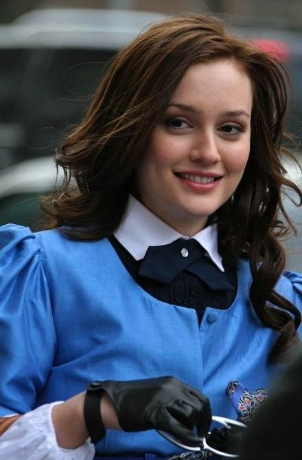 #blair #waldorf #queen #gg #leighton #diva #season #one