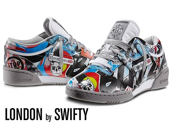 70e621b4a997 Men s Workout Low London by Swifty City Classics Series V54896  79.99