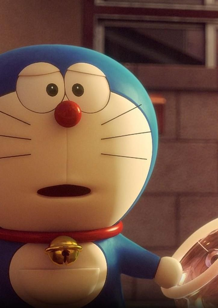 3d Cartoon Wallpaper Doraemon (With images) | Doraemon ...